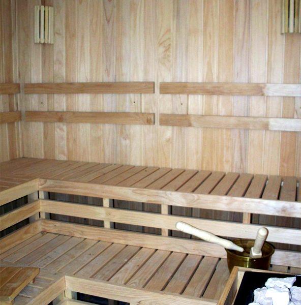 GYM - Sauna