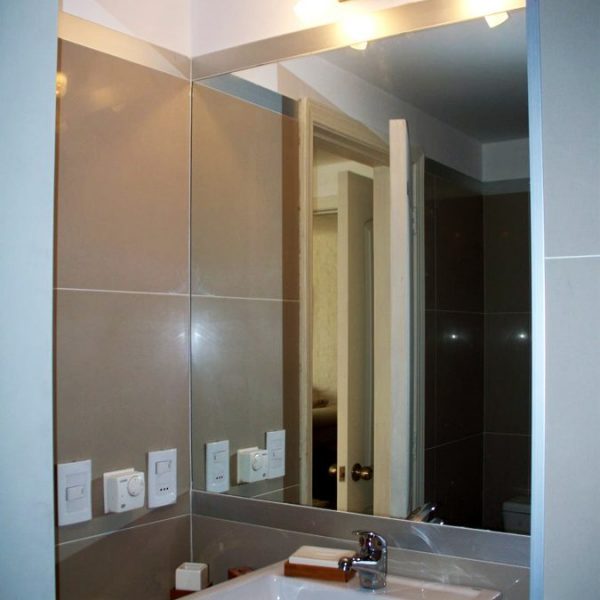 Apartamento amueblado - baño